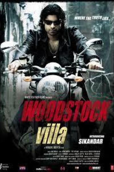 Caratula, cartel, poster o portada de Woodstock Villa