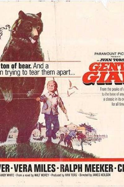 Caratula, cartel, poster o portada de El oso Ben