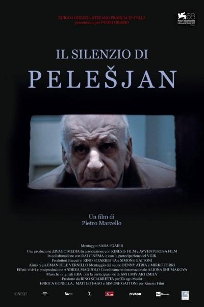 Caratula, cartel, poster o portada de Il silenzio di Pelesjan