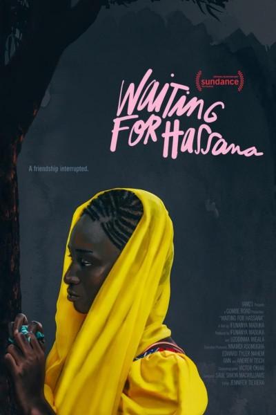 Caratula, cartel, poster o portada de Waiting for Hassana