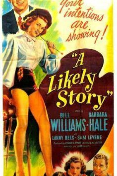 Caratula, cartel, poster o portada de A Likely Story