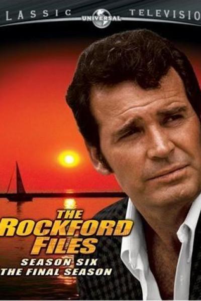 Caratula, cartel, poster o portada de Los casos de Rockford