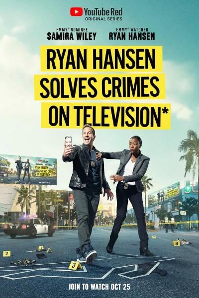 Caratula, cartel, poster o portada de Ryan Hansen Solves Crimes on Television