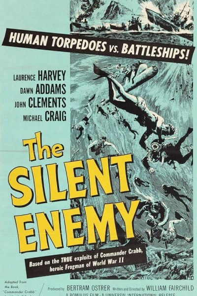 Caratula, cartel, poster o portada de El enemigo silencioso