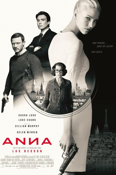 Caratula, cartel, poster o portada de Anna