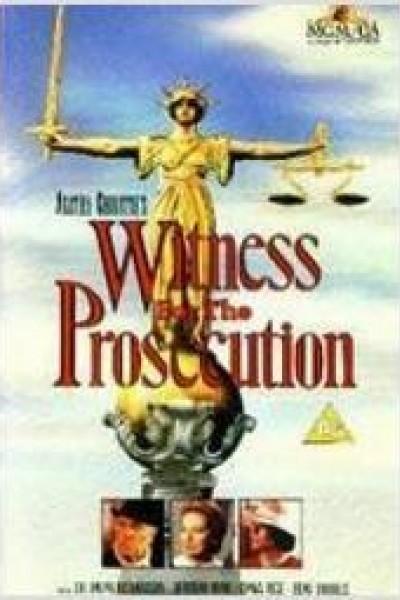 Caratula, cartel, poster o portada de Testigo de cargo