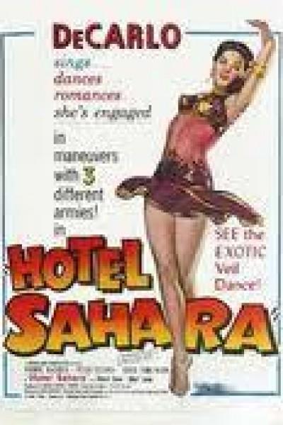Caratula, cartel, poster o portada de Hotel Sahara