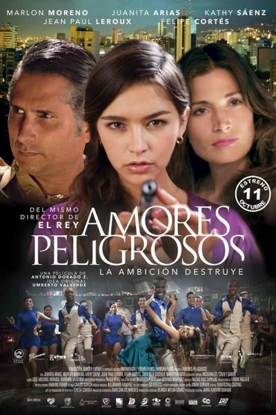 Caratula, cartel, poster o portada de Amores peligrosos