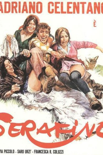 Caratula, cartel, poster o portada de Serafino