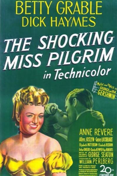 Caratula, cartel, poster o portada de The Shocking Miss Pilgrim
