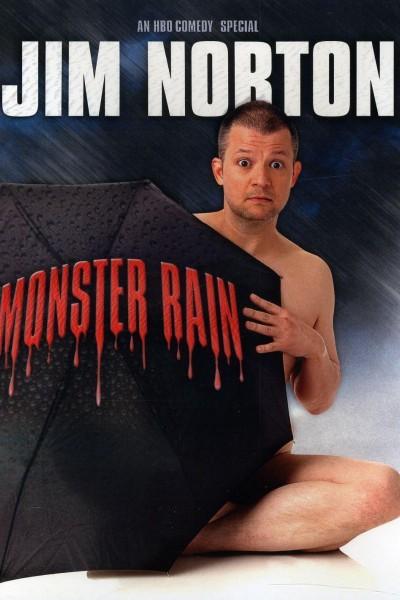Caratula, cartel, poster o portada de Jim Norton: Monster Rain