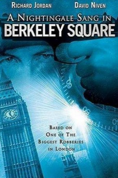 Caratula, cartel, poster o portada de A Nightingale Sang in Berkeley Square