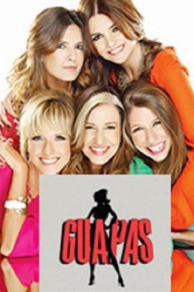 Caratula, cartel, poster o portada de Guapas