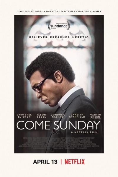 Caratula, cartel, poster o portada de Come Sunday