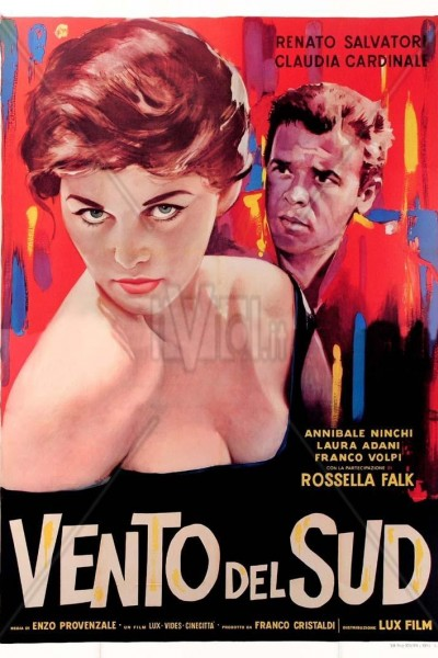 Caratula, cartel, poster o portada de Viento del Sur