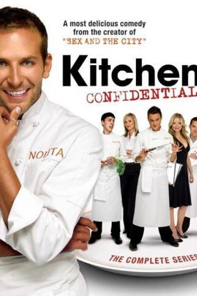 Caratula, cartel, poster o portada de Kitchen Confidential
