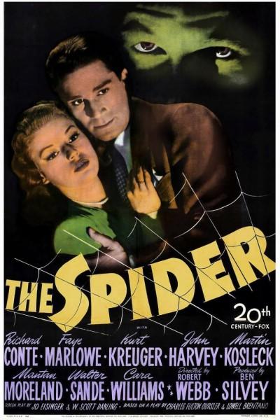 Caratula, cartel, poster o portada de The Spider
