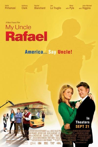 Caratula, cartel, poster o portada de My Uncle Rafael