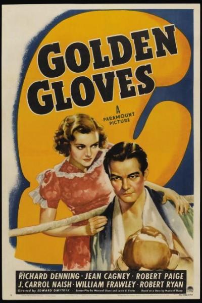 Caratula, cartel, poster o portada de Golden Gloves