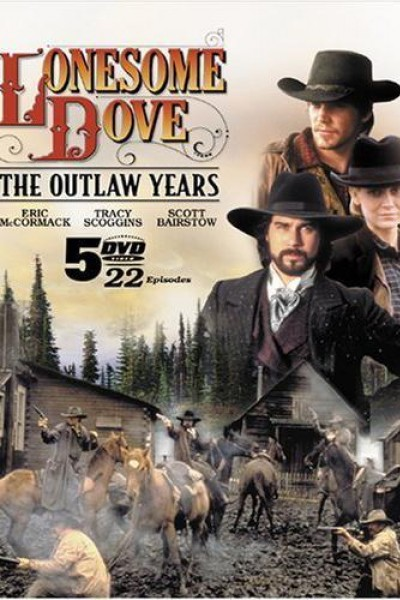 Caratula, cartel, poster o portada de Lonesome Dove: The Outlaw Years