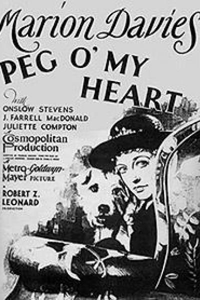 Caratula, cartel, poster o portada de Peggy de mi corazón