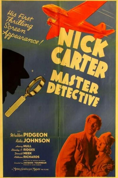 Caratula, cartel, poster o portada de Nick Carter, Master Detective