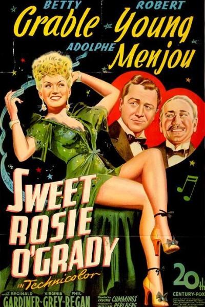 Caratula, cartel, poster o portada de Sweet Rosie O\'Grady
