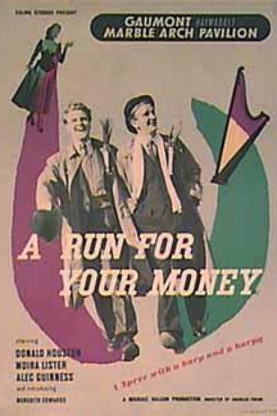Caratula, cartel, poster o portada de A Run for Your Money