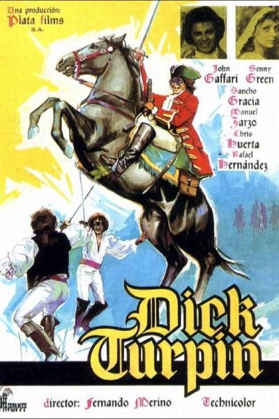 Caratula, cartel, poster o portada de Dick Turpin