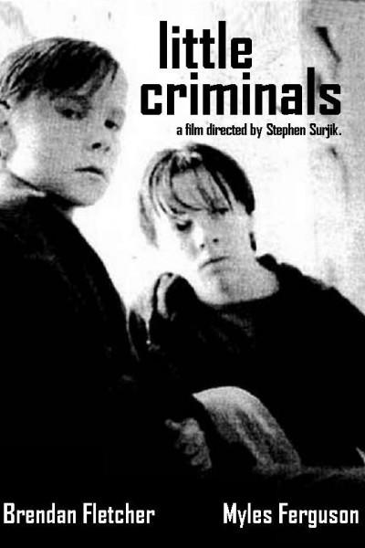 Caratula, cartel, poster o portada de Pequeños delincuentes