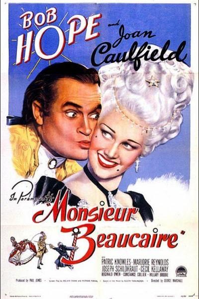 Caratula, cartel, poster o portada de Monsieur Beaucaire