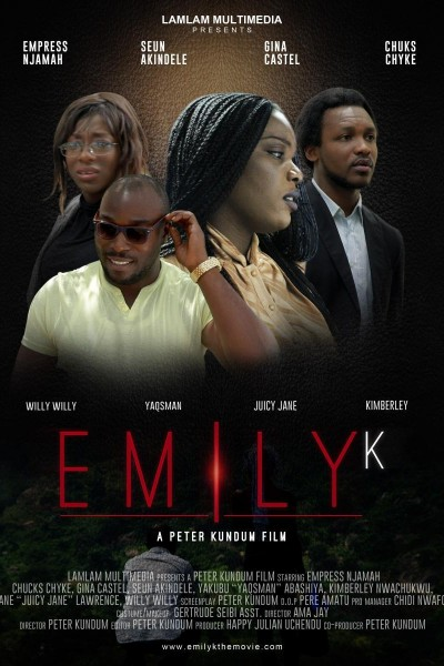 Caratula, cartel, poster o portada de Emily K