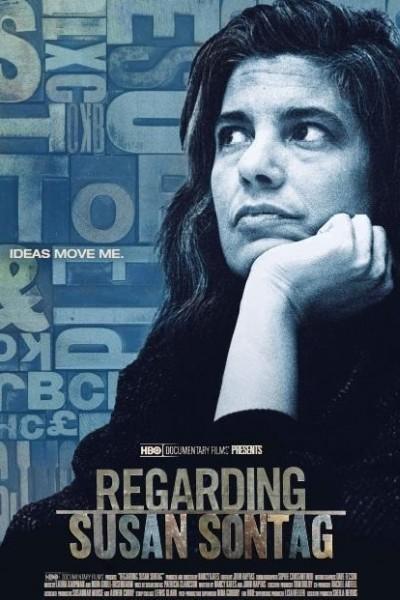 Caratula, cartel, poster o portada de Recordando a Susan Sontag