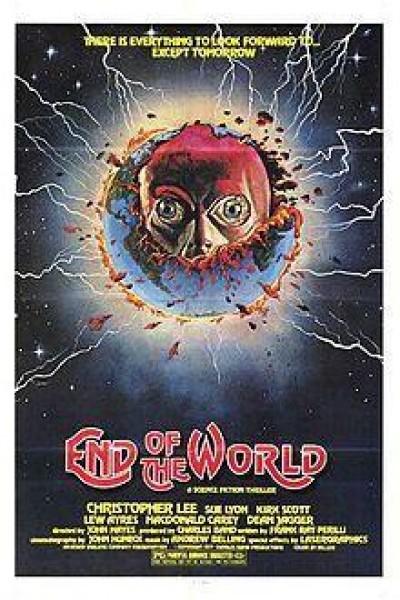Caratula, cartel, poster o portada de Año 1999: El fin del mundo