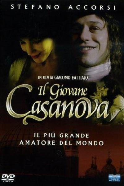 Caratula, cartel, poster o portada de El joven Casanova