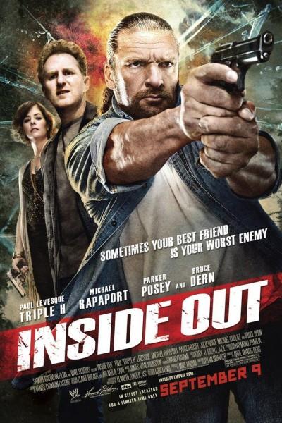 Caratula, cartel, poster o portada de Inside Out
