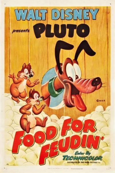 Caratula, cartel, poster o portada de Food for Feudin\'