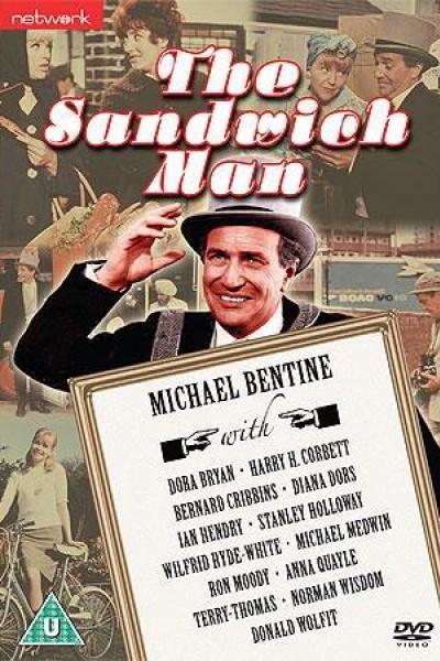 Caratula, cartel, poster o portada de The Sandwich Man
