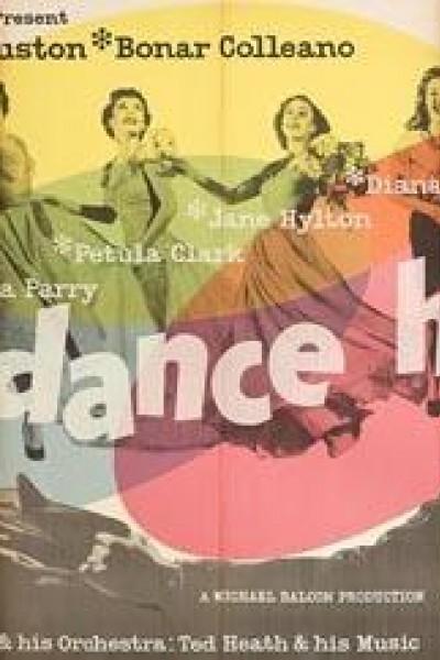 Caratula, cartel, poster o portada de Dance Hall