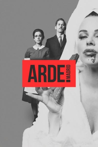 Caratula, cartel, poster o portada de Arde Madrid