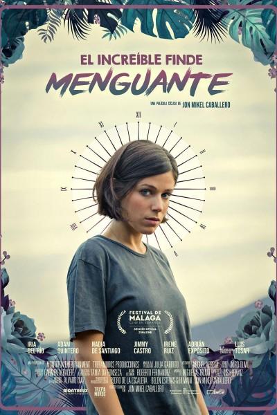 Caratula, cartel, poster o portada de El increíble finde menguante