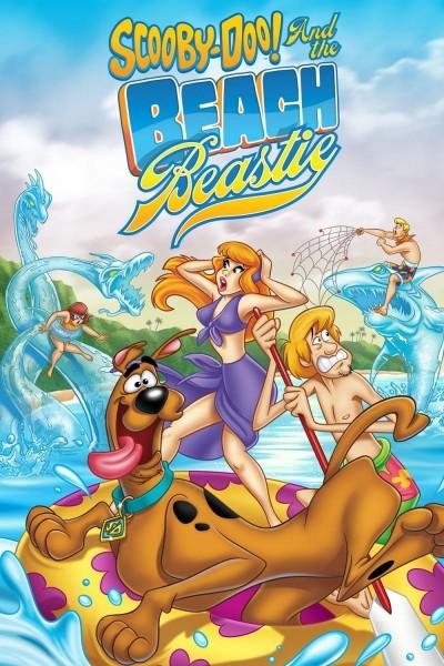 Caratula, cartel, poster o portada de Scooby Doo and the Beach Beastie