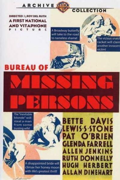 Caratula, cartel, poster o portada de Los desaparecidos