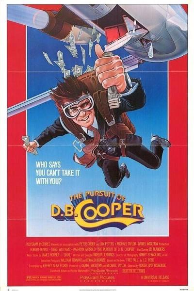 Caratula, cartel, poster o portada de The Pursuit of D.B. Cooper