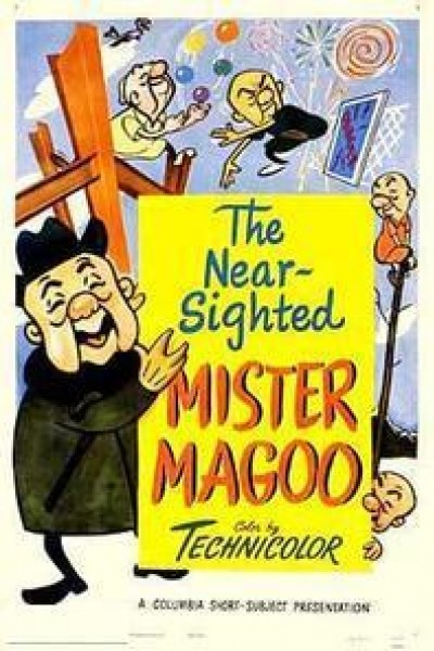 Caratula, cartel, poster o portada de Mr. Magoo: Trouble Indemnity