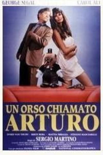 Caratula, cartel, poster o portada de A Bear Called Arthur