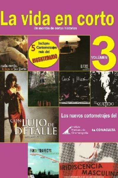 Caratula, cartel, poster o portada de La vida en corto Vol. 3