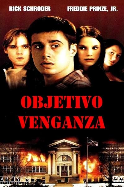 Caratula, cartel, poster o portada de Objetivo venganza