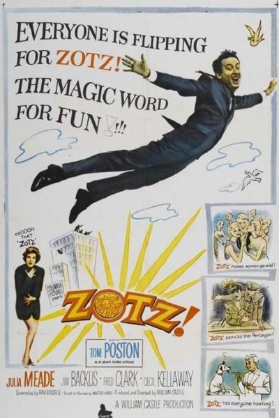 Caratula, cartel, poster o portada de Zotz!