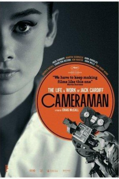Caratula, cartel, poster o portada de Cameraman: The Life and Work of Jack Cardiff